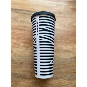 ❌Starbucks Zebra tumbler REHAB PROJECT READ/Look ❌